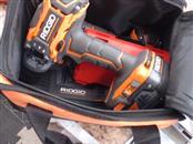 RIDGID TOOLS Combination Tool Set GEN5X